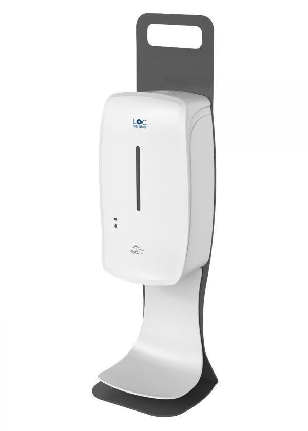 Table Top LOC Dispenser hand sanitizer dispenser
